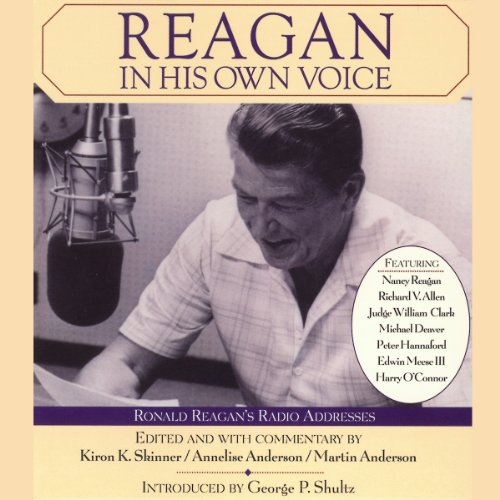 Reagan in His Own Voice cover art