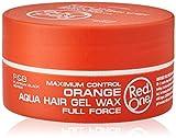 Redone Gel Para Peinar Aqua Hair Full Force Orange 150 ml
