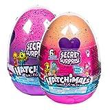 Hatchimals à Collectionner - 6047125 - Jouet enfant - Hatchimals Secret Surprise avec 3 Hatchimals à Collectionner - Modèles Aléatoires
