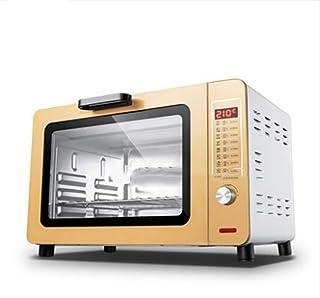 L.TSA Cocina Horno eléctrico Multifuncional para Hornear 1500W Big Power 30L Capacidad de Uso para Hacer Pan, Pasteles, Pizza