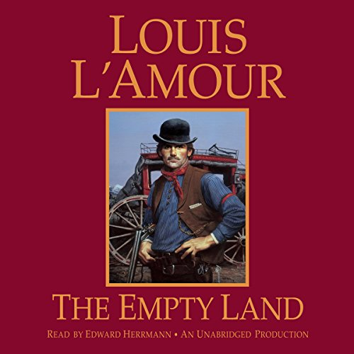 The Empty Land audiobook cover art