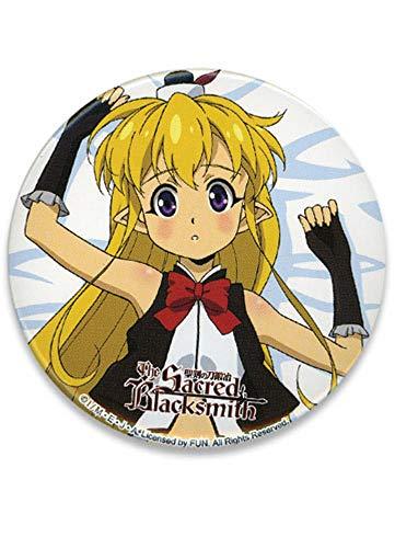 Sacred Blacksmith Lisa Button 3\