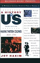 Making Thirteen Colonies: A History of US, Book 2