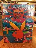 Playboy January 2000 Peter Max Cover, Hugh Hefner Interview, Rupert Everett 20 Questions, Robert Silverberg Fiction, Larry Niven Fiction, David Mamet