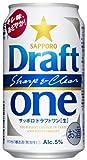 ドラフトワン缶350ml×24缶