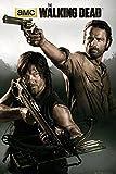 GB eye Ltd The Walking Dead Rick & Daryl Poster