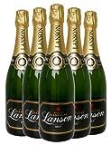 Lanson Black Label Brut Champagne Pinot Noir-Pinot Meunier-Chardonnay NV