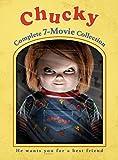 Chucky: Complete 7-Movie Collection [Edizione: Stati Uniti] [Italia] [DVD]