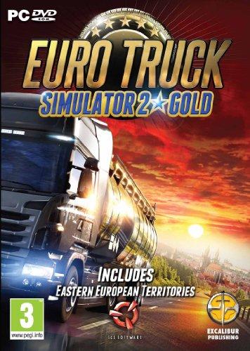 Euro Truck Simulator 2 Gold (PC CD) [Edizione: Regno Unito]