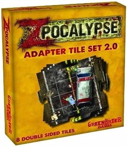 Zpocalypse Adapter Set 2.0 Game by Grünbrier Games