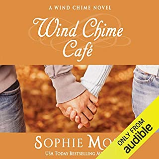 Wind Chime Café audiobook cover art