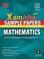 Xam Idea Sample Paper Mathematics Class 12 CHSE (Odisha Board) (2020-21) Examination