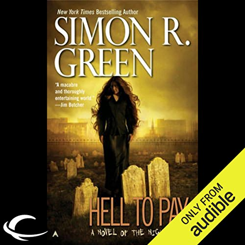 Hell to Pay     Nightside, Book 7              By:                                                                                                                                 Simon R. Green                               Narrated by:                                                                                                                                 Marc Vietor                      Length: 8 hrs and 17 mins     27 ratings     Overall 4.2