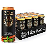 Energy for a Healthy, Positive Life: ZOA Energy Drinks are lightly carbonated and made from natural caffeine, superfoods acerola and camu camu, added vitamins and electrolytes to provide positive, sustained energy and immune system support. Delicious...