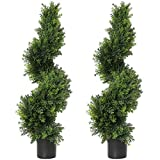 3ft Topiary Trees Artificial Plants...