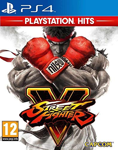 Street Fighter V PS4 Hits [