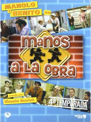 Manos A La Obra - Temporada 4 [DVD]