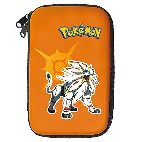 Pokémon Sonne & Mond Harttasche [New Nintendo 3DS, Nintendo 3DS]
