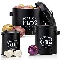 Design intemporel: la boite de conservation Granrosi au look rétro classique est pratique et attirera tous les regards dans n'importe quelle cuisine.
