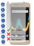 Todotumovil Protector de Pantalla Wiko U Pulse 4G 5.2 de Cristal Templado Vidrio 9H para movil