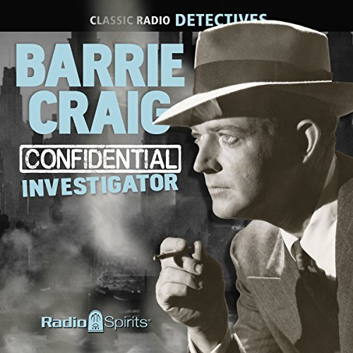 Barrie Craig audiobook cover art
