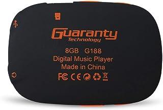 Andoer 8GB Sport MP3 MP4 Player Loseless APE FLAC Audio Player with Headphones Armband FM Radio Voice Recording w/TF Card ...