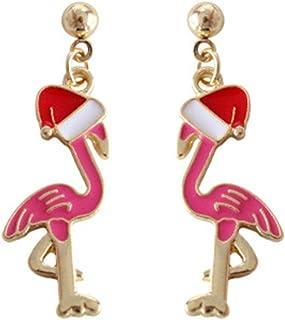 Qinlee Ohrhänger Kreative Ohrringe Ohrstecker Ohrschmuck Hochzeiten Bankette Party Mode Geschenk für Damen Mädchen