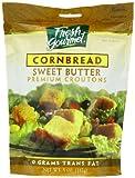 Best Croutons - Fresh Gourmet Premium Croutons, Sweet Butter Cornbread, 5 Review