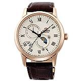 [オリエント]ORIENT クラシック SUN&MOON 機械式 腕時計 RN-AK0001S メンズ