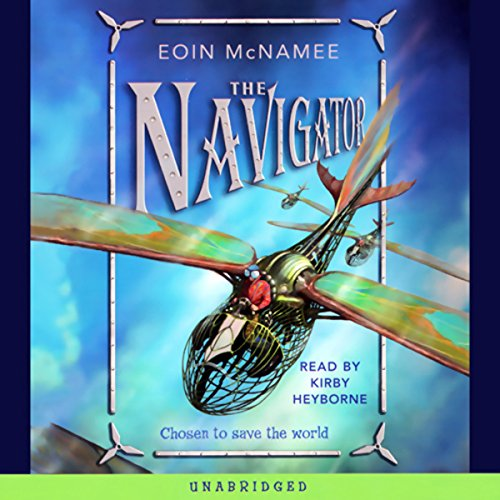 The Navigator audiobook cover art