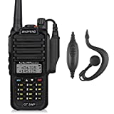 Baofeng GT-3WP Talkie Walkie Professionnel Étanche IP67 Radio VHF UHF...