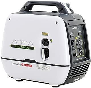 Atima Inverter Generator 2000 watts,AY2000i Powered by Yamaha Engine Super Quiet Gas RV Portable Generator