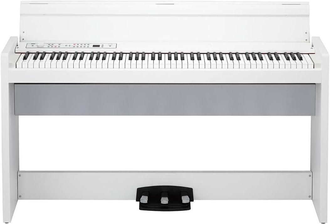 Korg LP-380-U Digital Piano - White