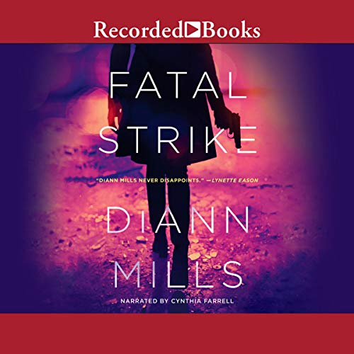 Fatal Strike audiobook cover art