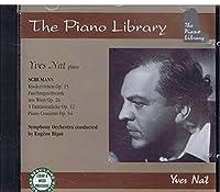 Schumann Piano Concerto W.E.Bigot Cond. Rec. 4/33 / Kinderszenen Rec. 1930 / Faschingsschwan by VARIOUS ARTISTS