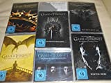 Game of Thrones Staffel 1-7 (1+2+3+4+5+6+7) [DVD Set] - Mark Addy, Nikolaj Coster-Waldau, Lena Headey, Peter Dinklage Sean Bean