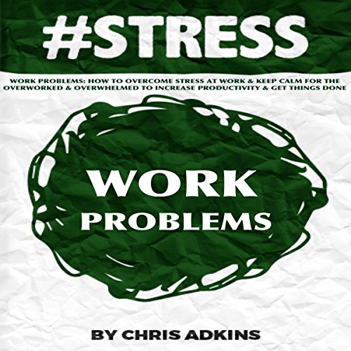 #STRESS: Work Problems audiobook cover art