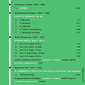 Milestones of a Conductor Legend: Ataúlfo Argenta, Vol. 6
