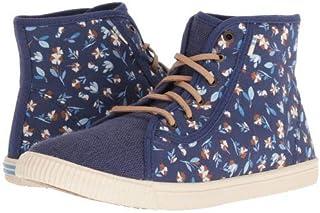 TOMS(トムス) レディース 女性用 シューズ 靴 スニーカー 運動靴 Camarillo - Deep Cobalt Vintage Flower [並行輸入品]
