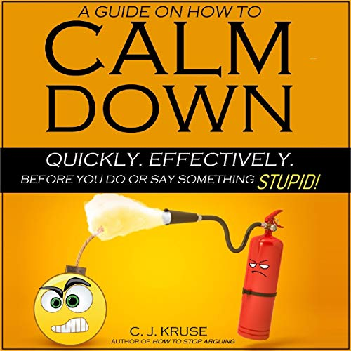 How to Calm Down audiobook cover art