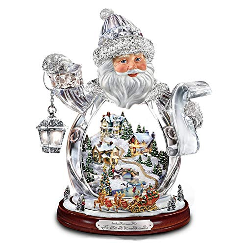 Pegatinas de ventana de Navidad, caja de música, pegatina de Papá Noel, muñeco de nieve, pegatinas reutilizables para ventanas de Navidad, escena de Navidad, decoración de ventanas para casa/tienda