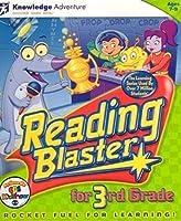 Reading Blaster for 3rd Grade (Ages 7-9) (輸入版)