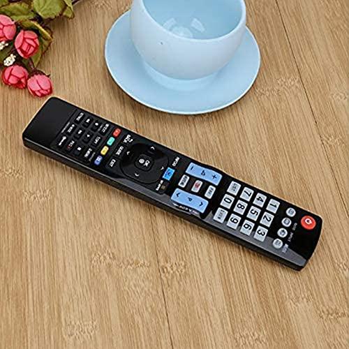 Telecontrol de la TV, Distancia remota hasta el Material del ABS del 10m teledirigido para el hogar