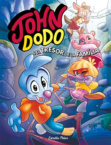 John Dodo i el tresor de la família (Catalan Edition)