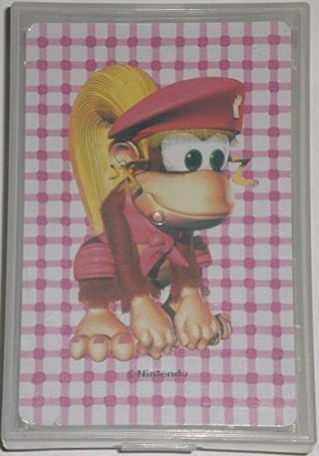 ドンキーコング ディクシーコング トランプ カードゲーム ディクシー Nintendo 任天堂