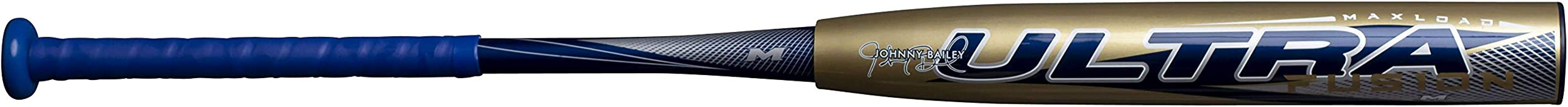 "Miken 2020 Ultra Fusion 12"" Johnny Bailey Maxload Senior Slow Pitch Softball Bat: MUF2MS MUF2MS"