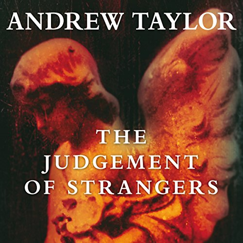The Judgement of Strangers audiobook cover art