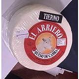 Queso de Cabra Tierno El Arriero 1 kg