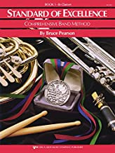 W21CL - Standard of Excellence Book 1 - Clarinet (Standard of Excellence Comprehensive Band Method)
