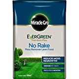 Evergreen No Moss No Rake Moss Remover Lawn Feed 50m2